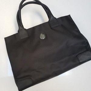 Joy Mangano Tote Purse Bag Briefcase in Black